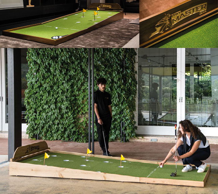 putting green sintetico